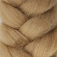 Пряжа для валяния кукольных волос