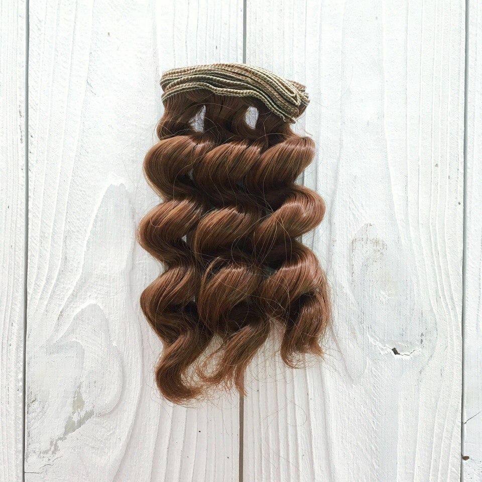Трессы для кукол,искусственные волосы